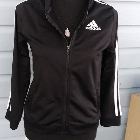 adidas Jackets & Blazers - Adidas jacket size XL (16) junior's